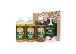 橘寶濃縮多功能洗淨液盒裝