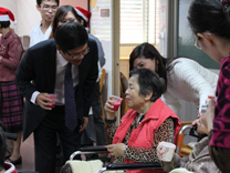 大侑-公益活動-捐贈調理機-恆安長照