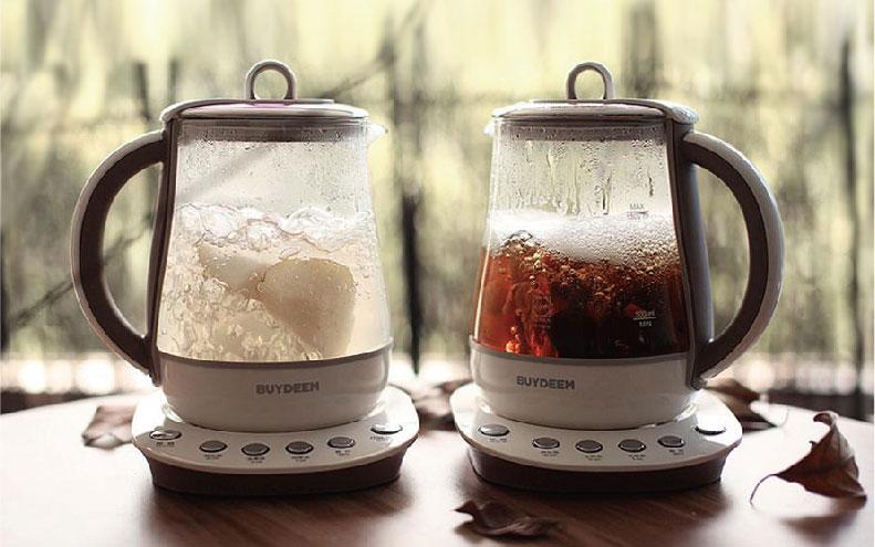 特賣【BUYDEEM】頂級多功能烹煮壺 1.5L 美顏壺