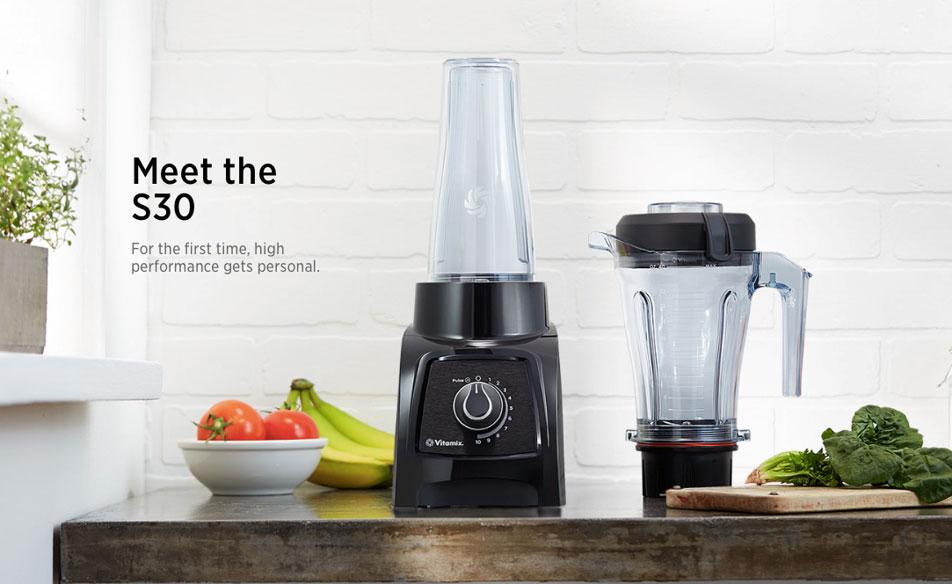 Vitamix S30全食物調理機 一機雙杯