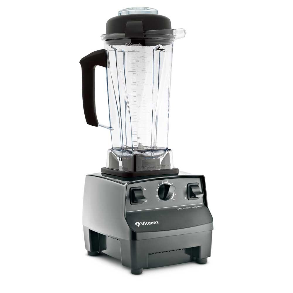 Vitamix TNC全營養調理機-時尚黑