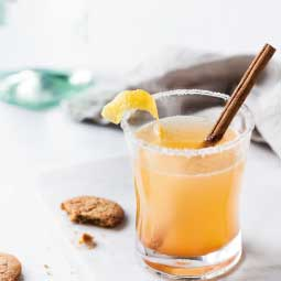 Vitamix_調理機_食譜_雞尾酒_調酒_薑汁