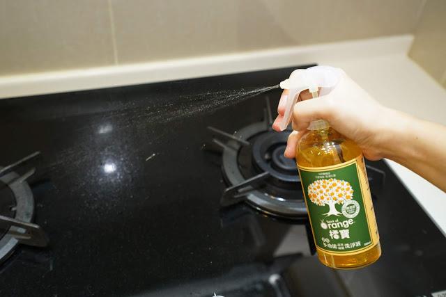 橘寶_gbao_多功能_清潔液_打掃_清潔_大掃除_洗碗精_除油垢_部落客_分享_西西烹飪筆記