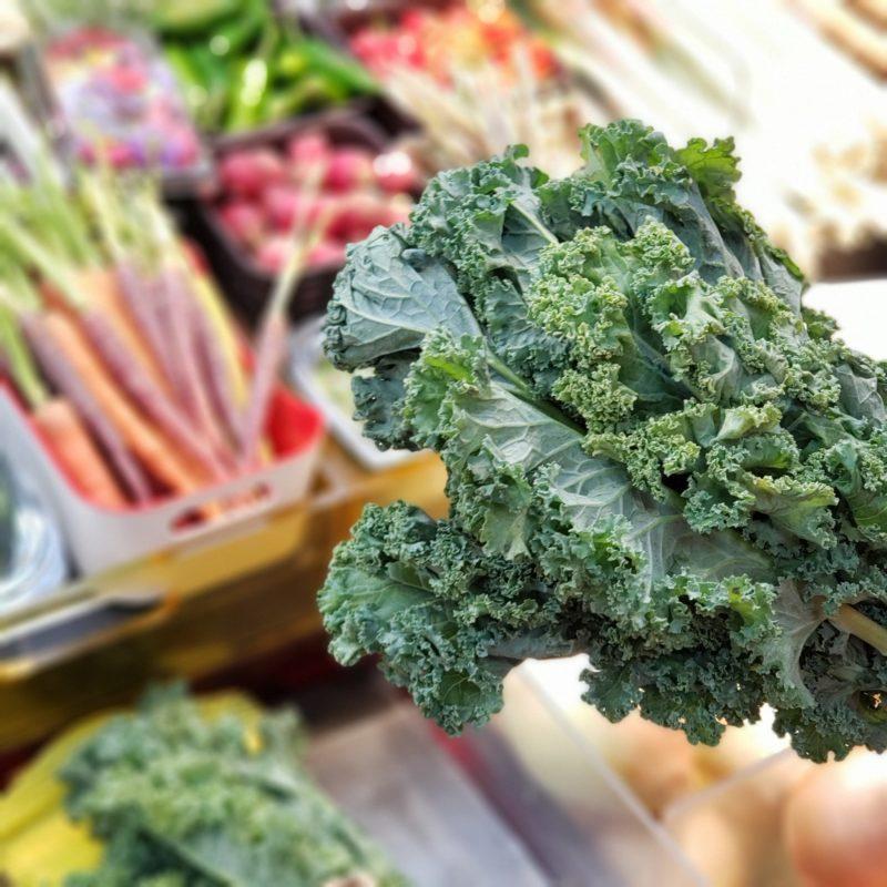 綠拿鐵食材_綠色葉菜類