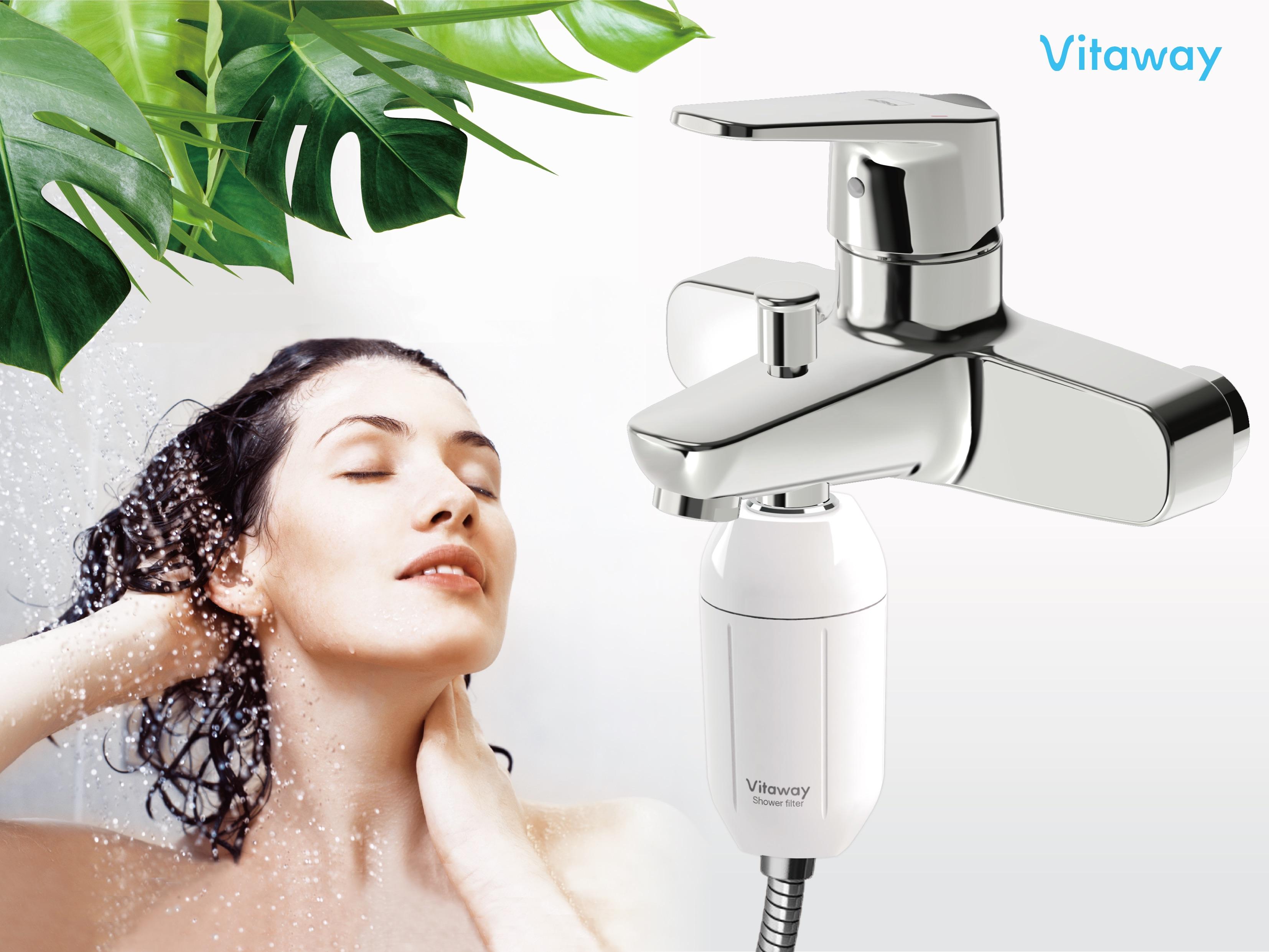 特賣【Vitaway】森林SPA活水沐浴過濾器