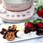 巧克力鍋派對-北鼎粉漾美顏壺-異國料理