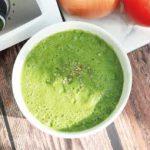 大侑-Vitamix-調理機-冬季菠菜綠拿鐵