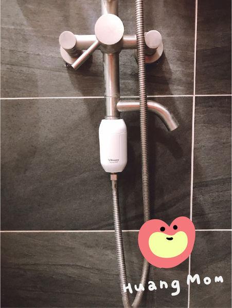無憂無氯【黃豆媽咪居家用品誌】Vitaway 沐浴過濾器-10