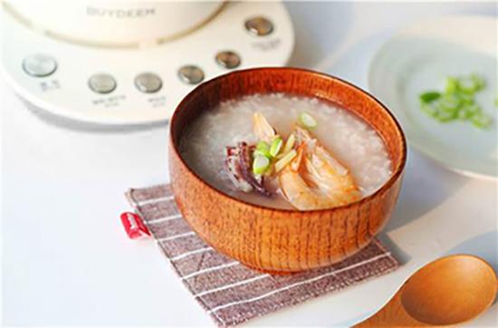 北鼎防疫料理_海鮮粥