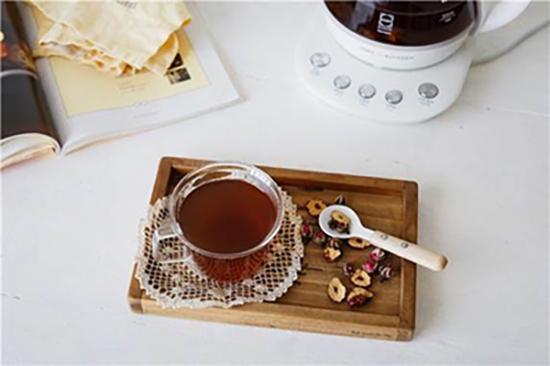 北鼎防疫料理_黑糖玫瑰紅棗茶