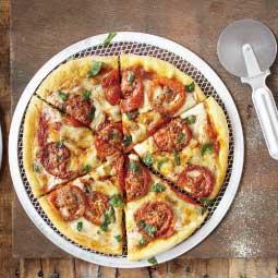 Vitamix-調理機-大侑-E320-瑪格麗特披薩-pizza
