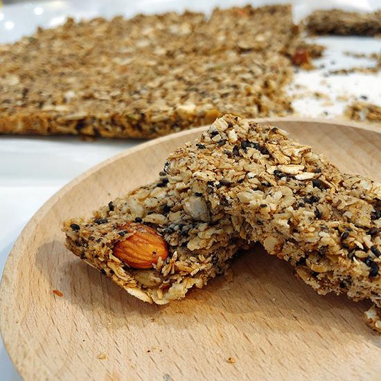 Vitamix_A3500i_A2500i_調理機-低糖高纖穀麥-增肌減脂 -健身-艾蜜莉在巴黎 莉莉柯林斯 減肥菜單食譜