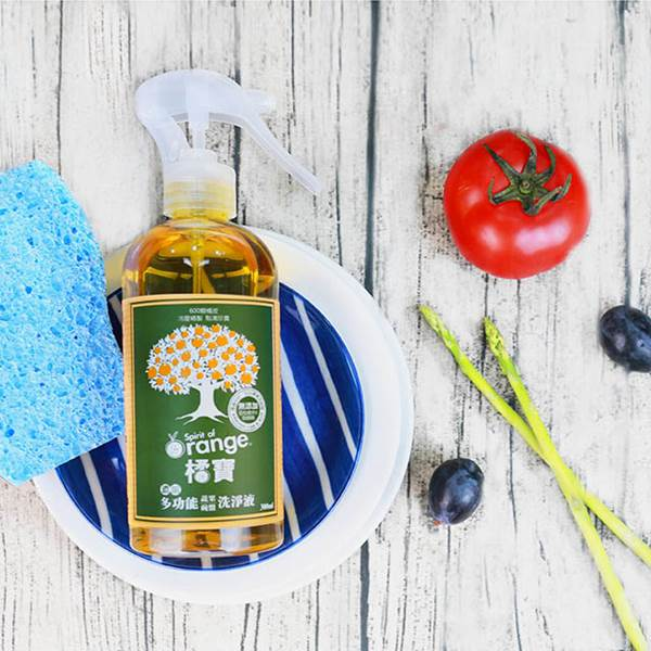 橘寶-天然-濃縮多功能洗淨液gbao-natural- orange -fruit-dish-cleaner-3
